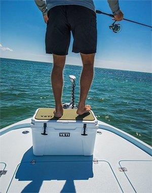 yeti marine cooler
