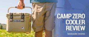 Camp Zero Cooler Review