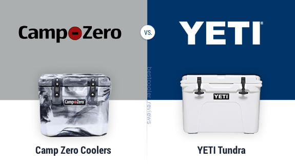 camp zero vs yeti