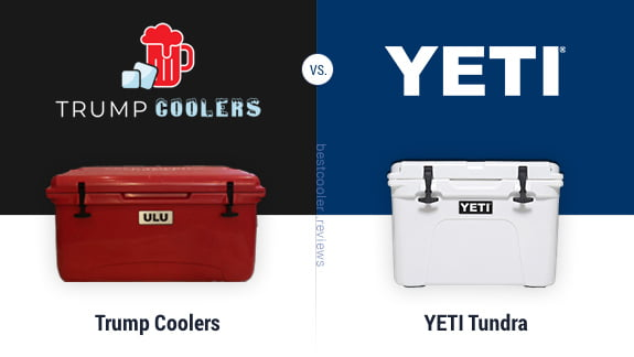 trump coolers vs yeti