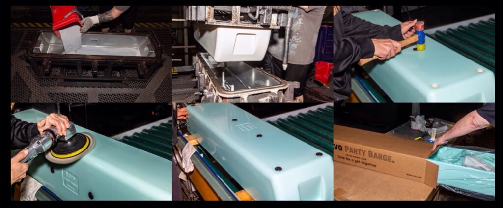 Revo Cooler construction design