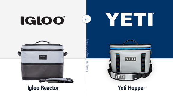 igloo reactor vs yeti hooper