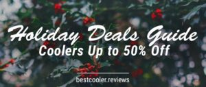 Holiday Deals Guide — Coolers Up To 50% OFF